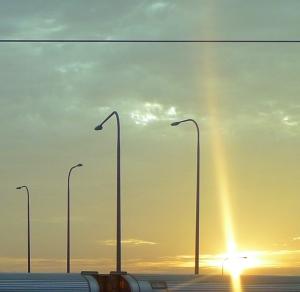 5light poles