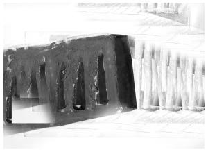 USE brick drawing