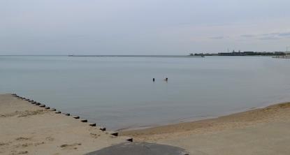 FB 2 SWIMMERS OAK ST BEACH
