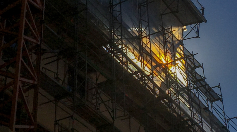 muenchen construction site