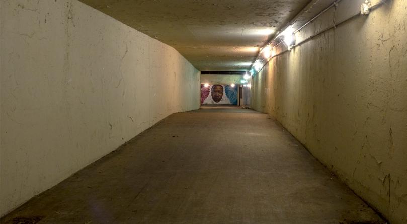 oak st underpass