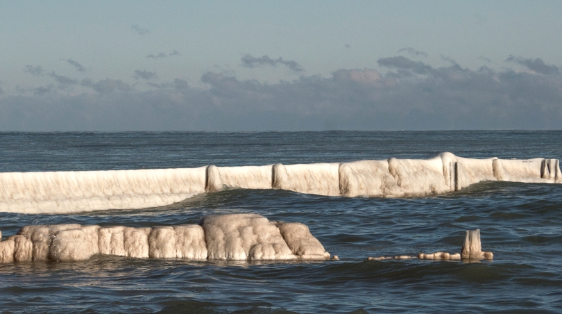 wooly mammoth breakwater walls